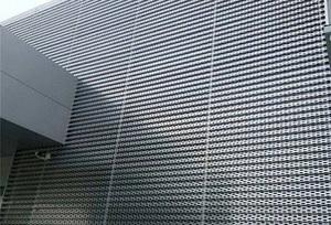 长城展厅幕墙板